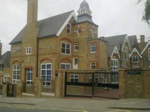 Kingswood Lower school in Gipsy Road