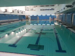 The new pool for West Norwood