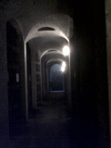 Our local catacombs