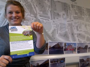 Streetworks champion Anna Birley