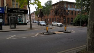Harpenden Road junction