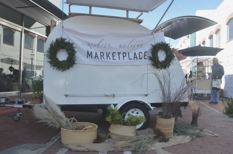 Modern Artisan Marketplace Lido Marina Village
