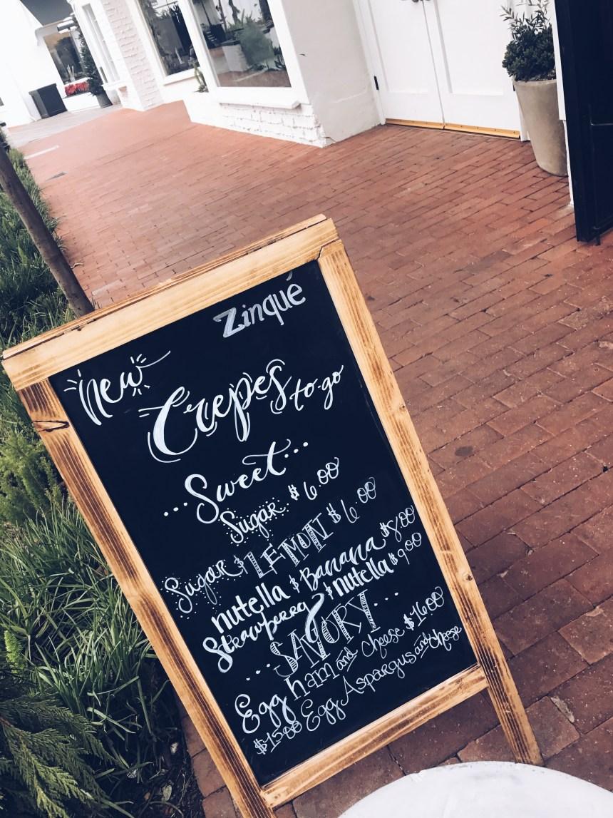 Zinque Newport Beach Lido Marina Village