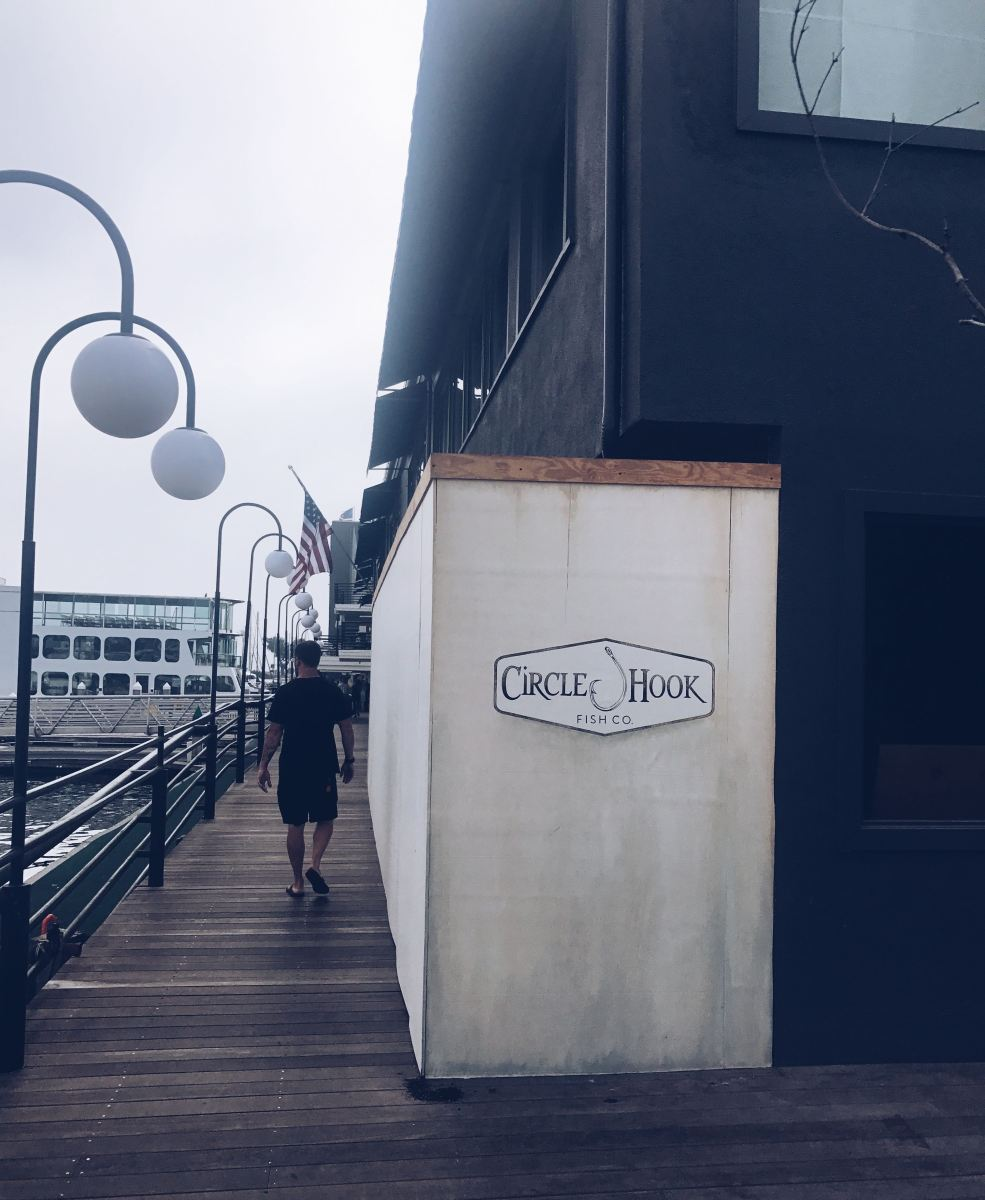 Circle Hook to Open at Lido Marina Village