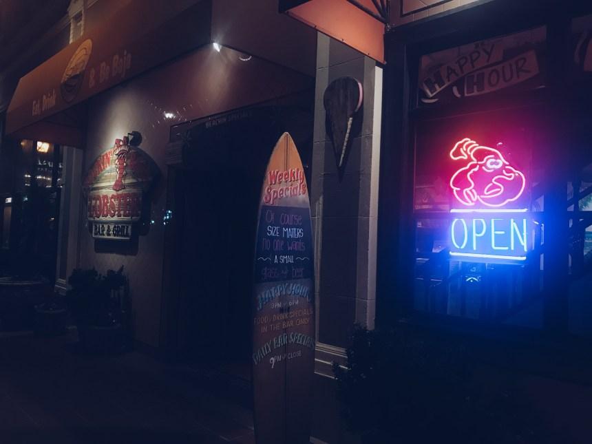 Baja Lobster Newport Beach