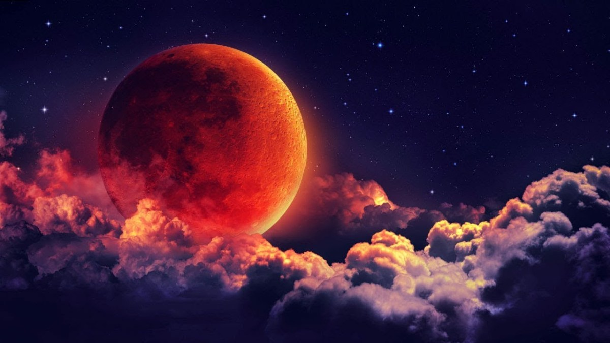 Countdown to the Rare Super Blue Blood Moon Lunar Eclipse Is On