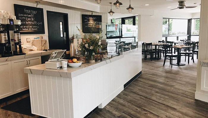 Free Range Cafe Balboa Island