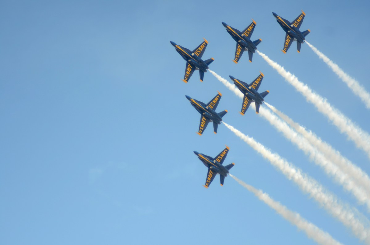 Where to Catch the Great Pacific Airshow in Newport Beach