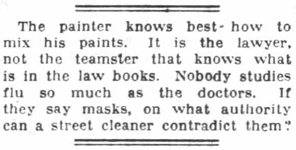 Original newspaper clipping. Text follows.