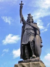 THE GREAT RE-SET Statue_dAlfred_le_Grand_a_Winchester
