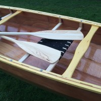 Wooden Paddles  Wooden canoes  Handmade in Norfolk