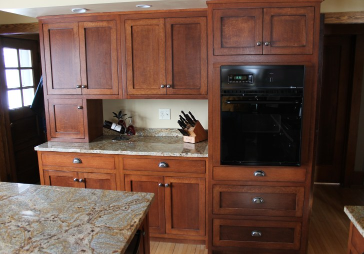 Kitchen Cabinets Black And Red