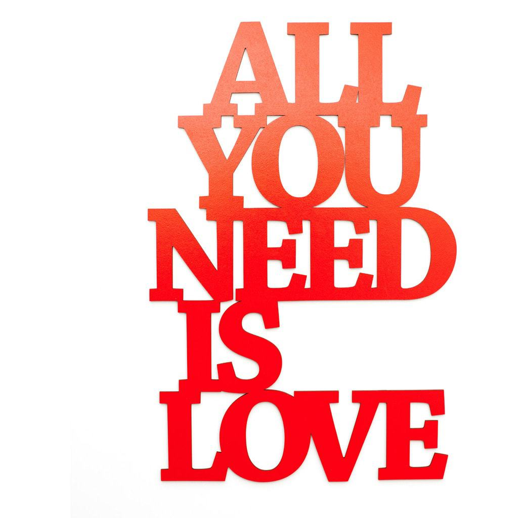 All you need is love – Westpaket Shop