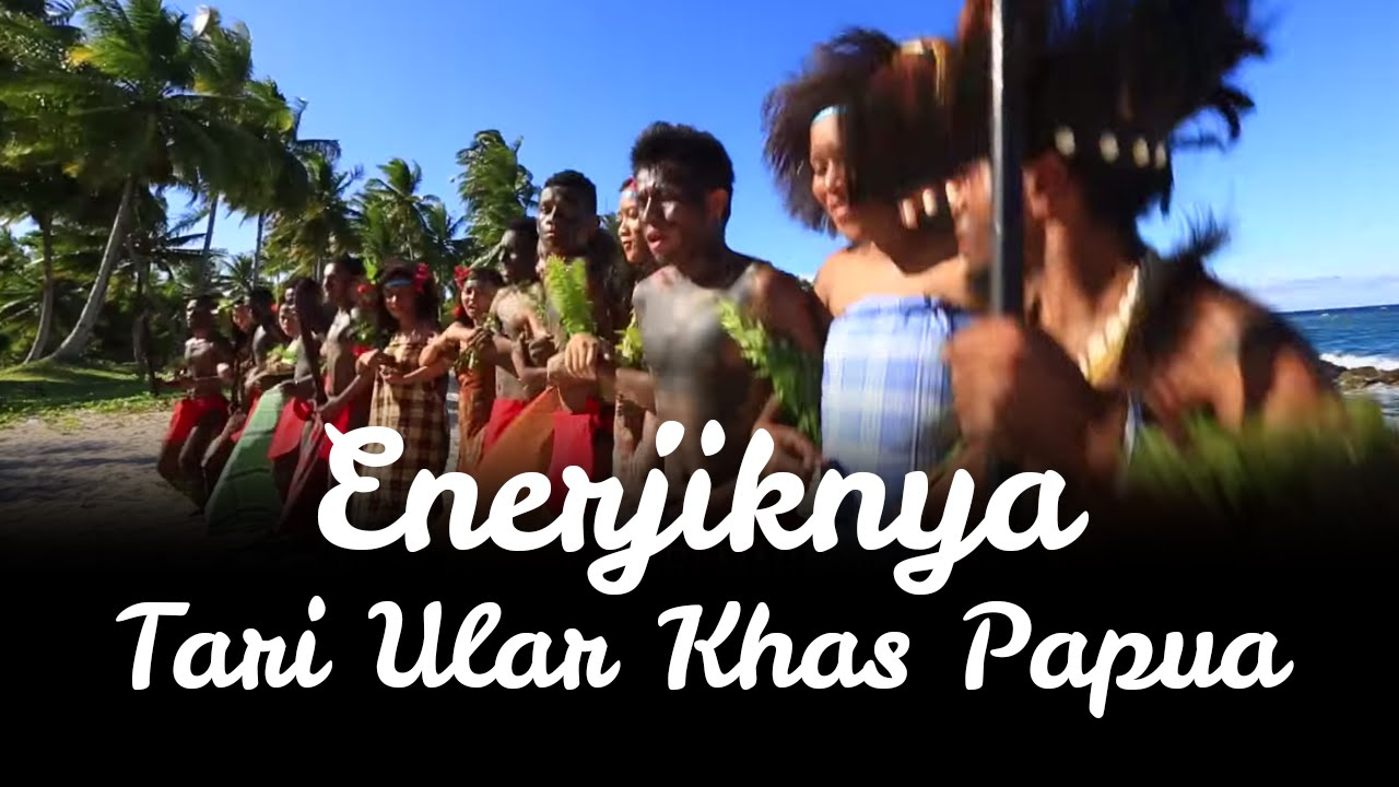Magasa Dance A Symbol Of Harmony In West Papua