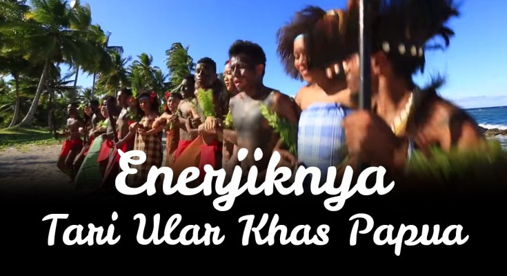 Magasa Dance, a Symbol of Harmony in West Papua