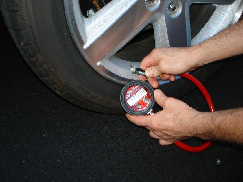 Tire Pressure Tips