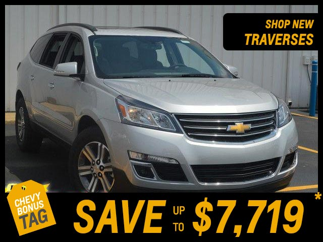 Shop Chevy Traverse at Westphal Chevy