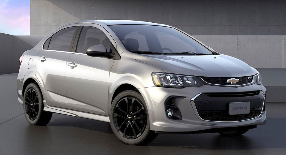 Cheap Can Be Fun, Too: Chevy Sonic named in KBB's 10 Coolest New Cars Under $18k