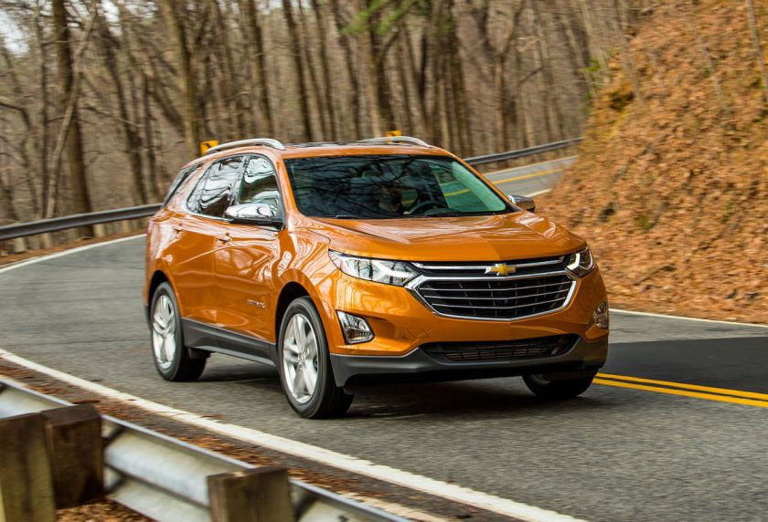 2018 Chevrolet Equinox styling Ron Westphal Chevrolet in Aurora, IL