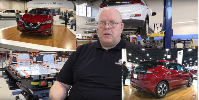 Battery Life Nissan Leaf vs Chevy Bolt