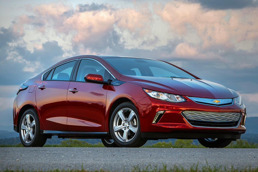 The last Chevrolet Volt