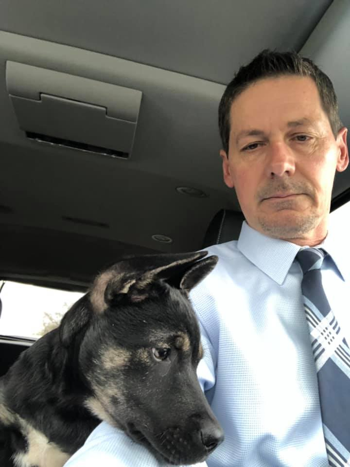 Ron Westphal Chevrolet's General Manager Saves A Dog