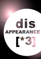 Flyer_disAPPEARANCE*3_front