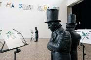O. Hörl: Der Künstler Kaspar Hauser (Foto @ Nathalie Grenzhaeuser)