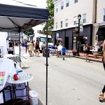 Outdoor Shopping Saturday, Streets Closed to Traffic