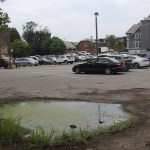 BOF Approves Facelift for Baldwin Parking Lot