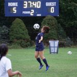 Girls Soccer Routs Westhill