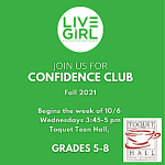Program to Build Middle School Girls' Confidence Set at Toquet Hall