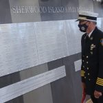 Ceremony Commemorates 9-11 Tragedy 20 Years Later