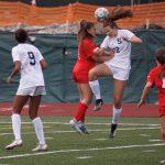 Wreckers Girls Soccer Beats Greenwich
