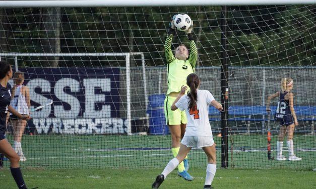 Staples Girls Soccer Blanks Stamford