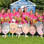 Girls Soccer Senior Day