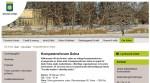 Skärmdump från webbsidan Kompetensforum Solna