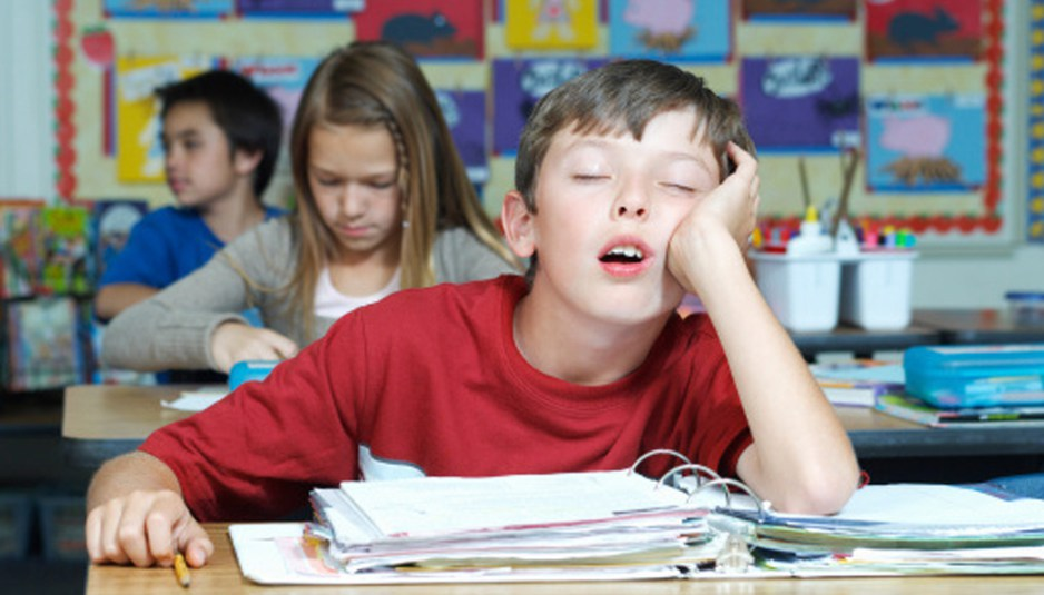 Back to School Sleep Schedule