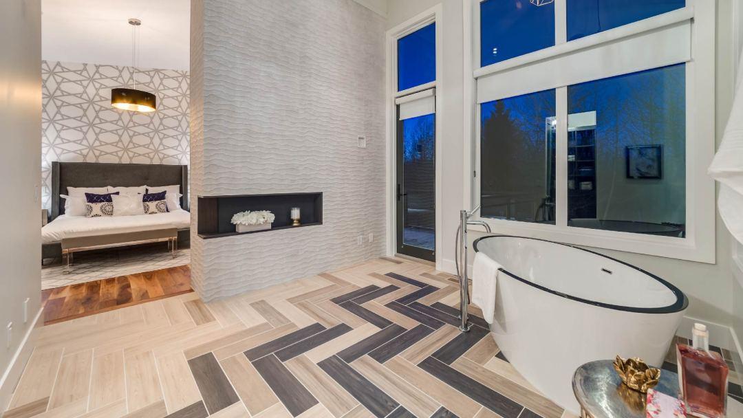 Silverhorn_bath bed