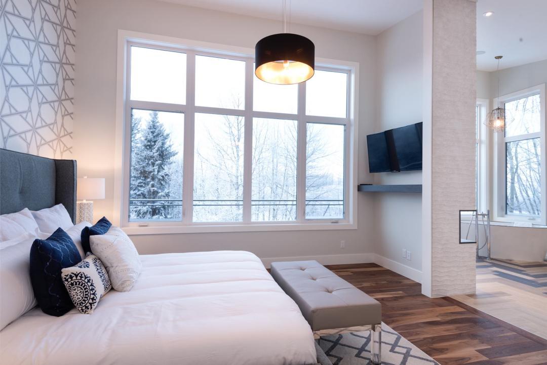 Silverhorn Master Bedroom