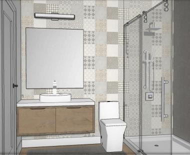 399 Wildwood Dr - Bathroom