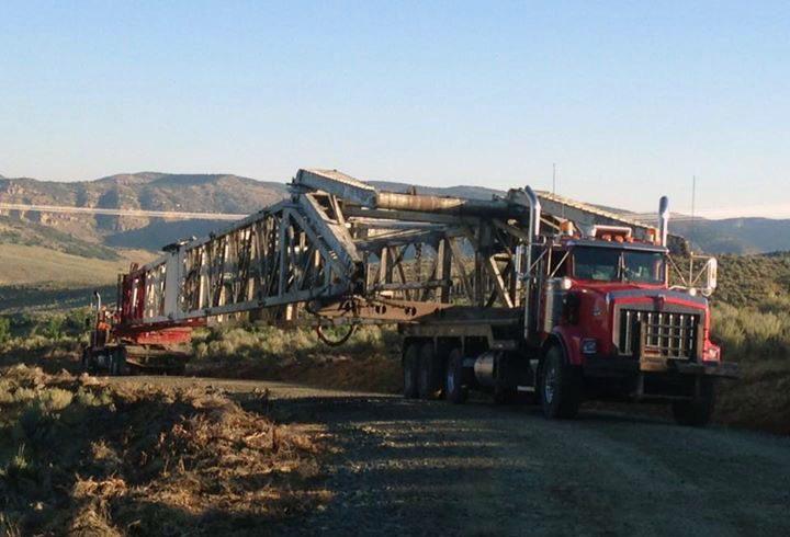 Oilfield Trucking Service Utah