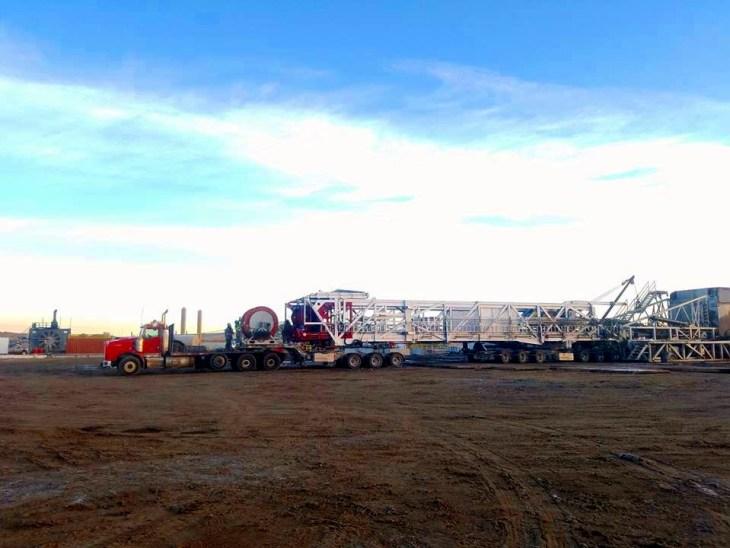 Utah Oilfield Trucking Compnay