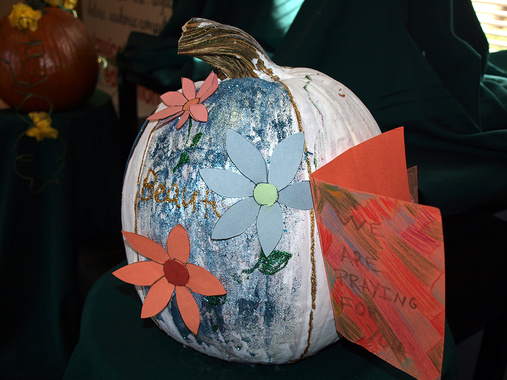 House of Galileo Pumpkin