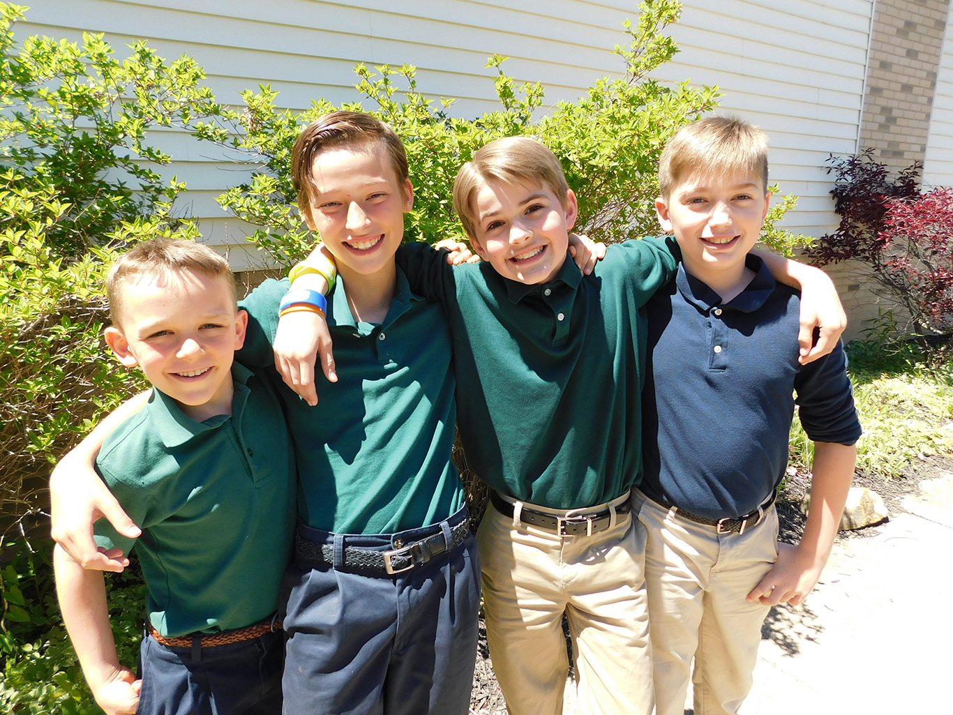 Fifth Graders