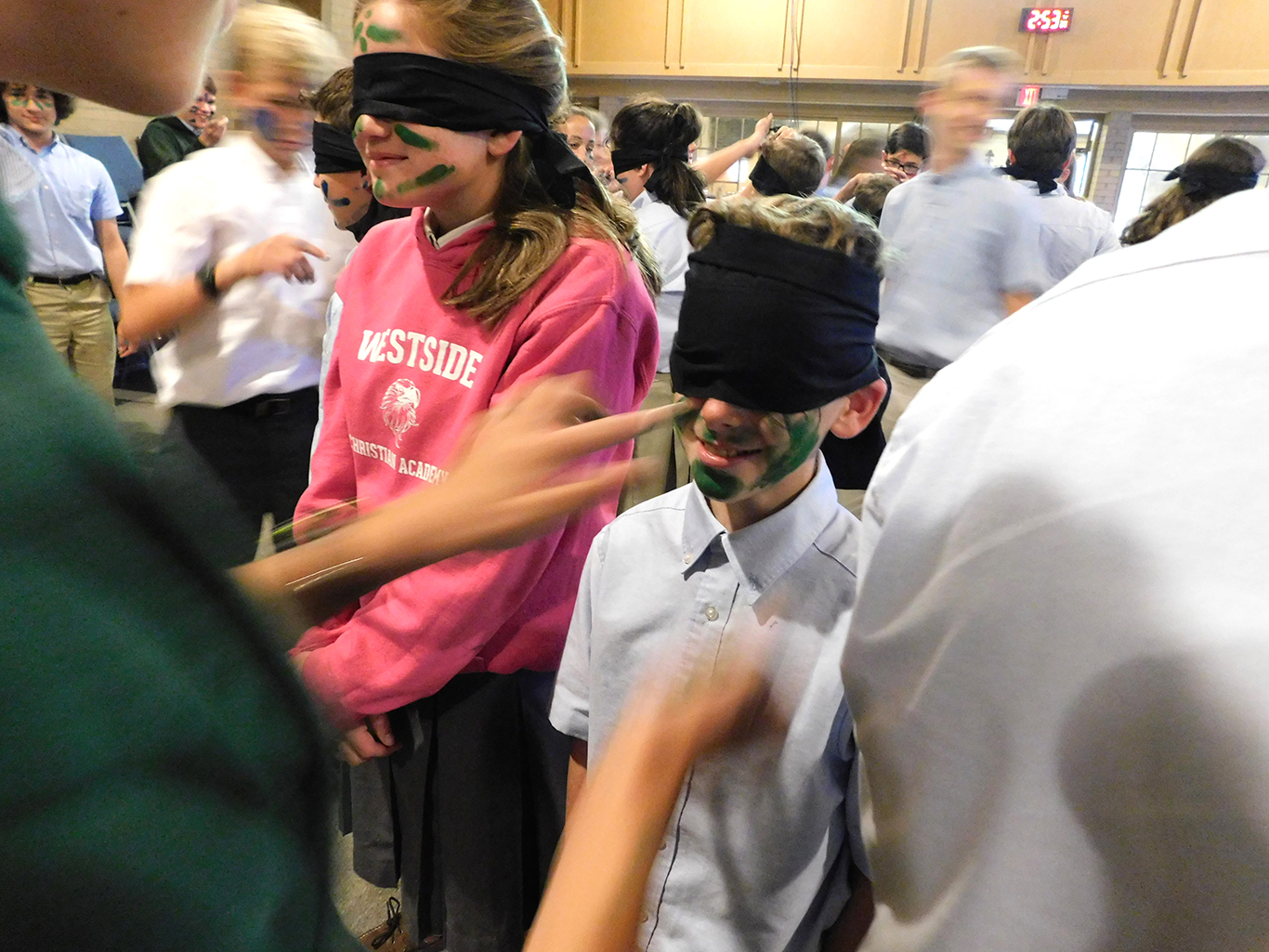7th Grade House Initiation