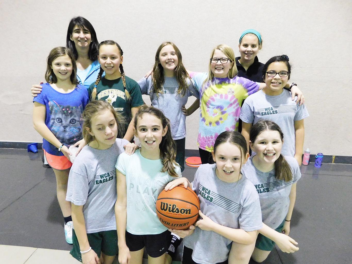 5th/6th Grade Basketball Team