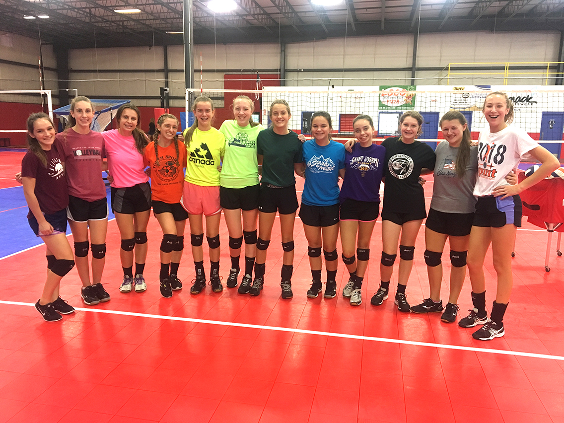 HEARTS Volleyball Team