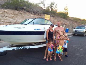 rental boats lake pleasant az