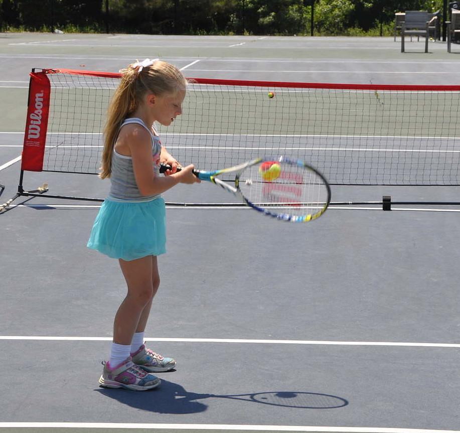 Kids Tennis Camps
